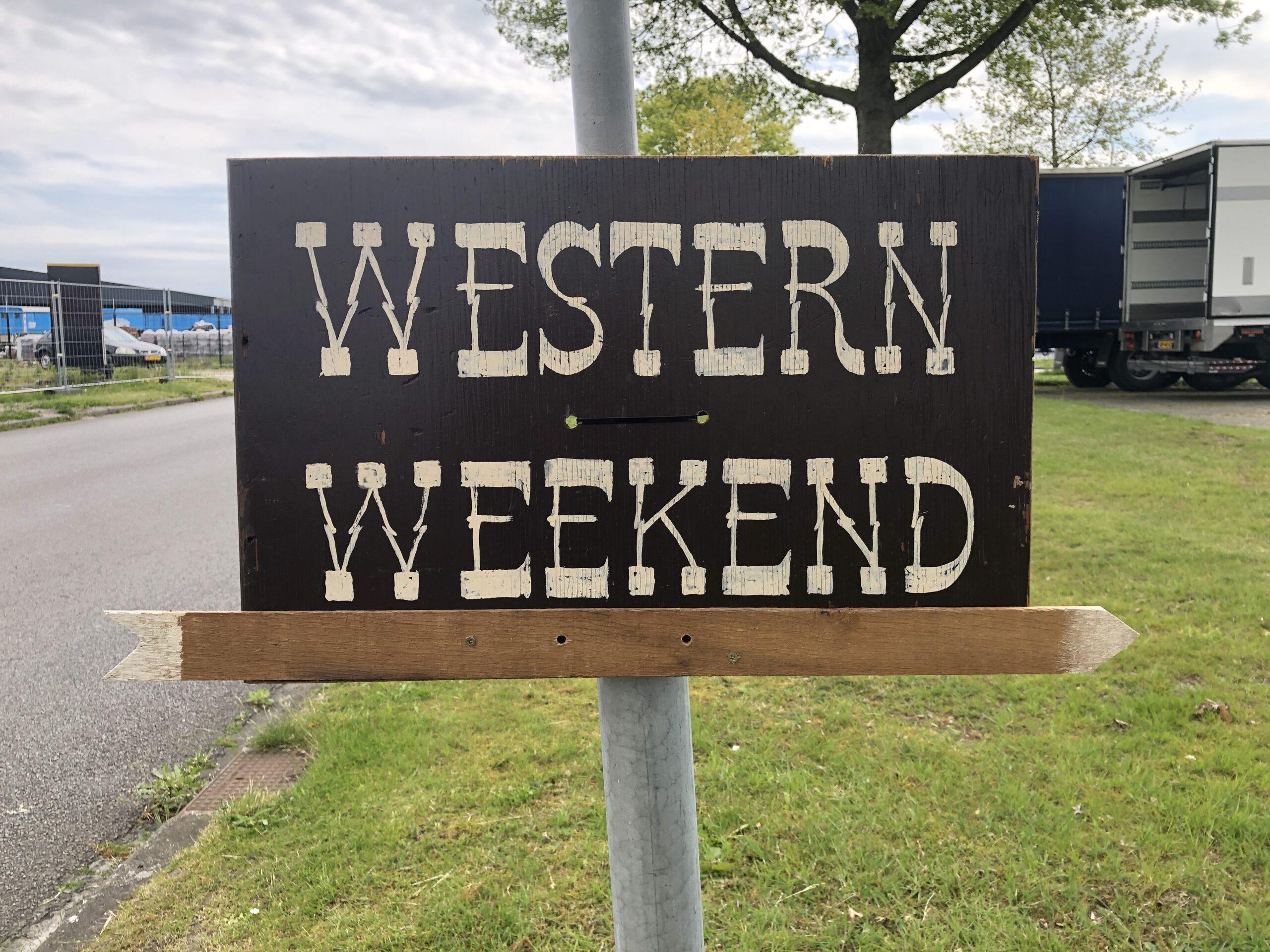 13e Westernweekend SV de Vrijheid Hoogeveen
